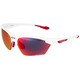 Rudy Project Stratofly Glasses White Gloss/Multilaser Red